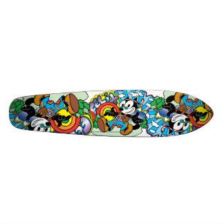 Hippie Felix Skateboard