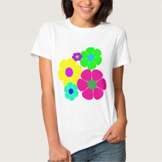Hippie Flowers.gif T-Shirt