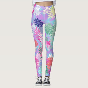 Hippie Fun Leggings