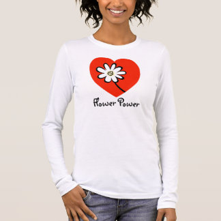 Hippie Groovy Flower Power T-Shirt