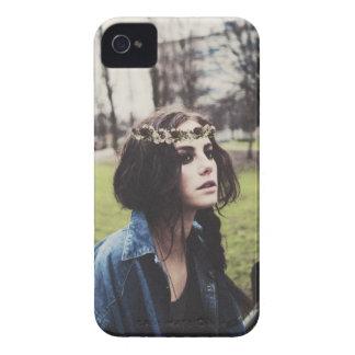 Hippie Grunge Girl Iphone 4/4S case
