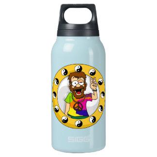 Hippie Insulated Water Bottle