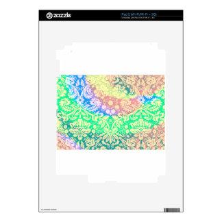 hippie iPad 2 decals