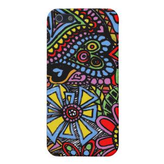 Hippie Love iPhone SE/5/5s Case