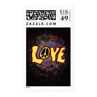 Hippie Love Postage