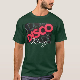Hippie Mania Disco King Cute T-Shirt