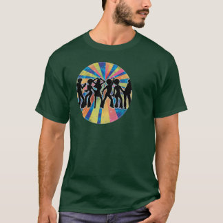 Hippie Mania Disco T-Shirt