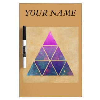 Hippie Moon Dry Erase Board
