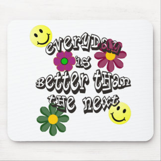 hippie next day mouse pad