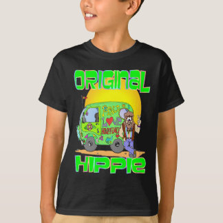 Hippie original playera