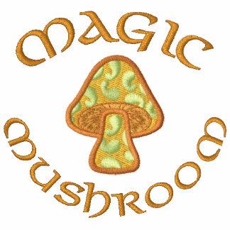 Hippie Paisley Mushroom, Mushroom, Magic