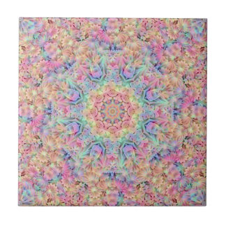 Hippie Pattern  Ceramic Tiles, 2 sizes Tile