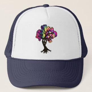 Hippie Peace Tree Hat