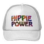 HIPPIE POWER MESH HATS