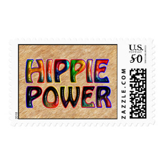 HIPPIE POWER POSTAGE