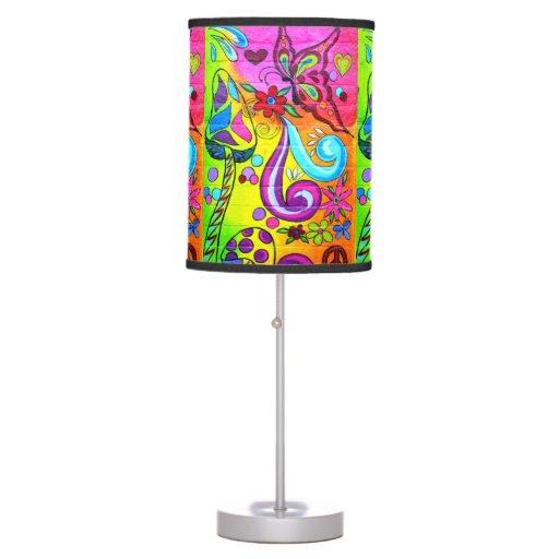 Room  Room Groovy Lamp