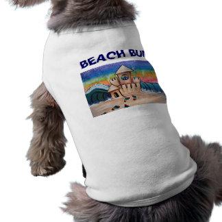 Hippie Sand Castle Doggie T Shirt