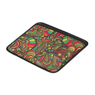 Hippie Sixties Sleeve For MacBook Air