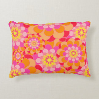 Hippie Summer Accent Pillow