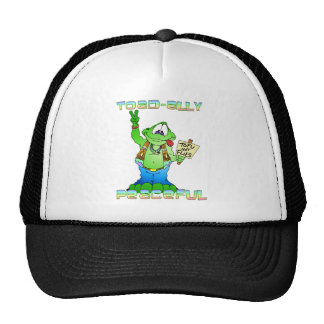 Hippie Toad Hats