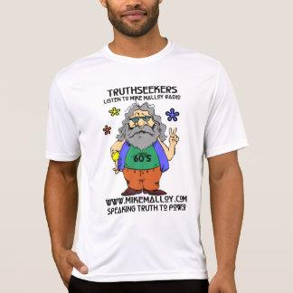 HIPPIE  TRUTHSEEKER TEE SHIRTS