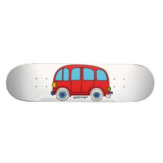 Hippie Van Skate Skateboard Deck
