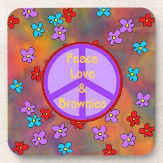 Hippies Coasters