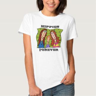 HIPPIES FOREVER Women's T-shirt