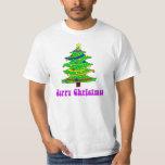 Hippie's Happy Christmas Tree T-Shirt