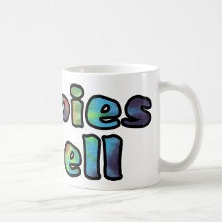 Hippies Smell Coffee Mug