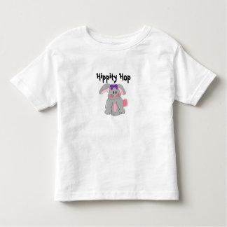 Hippitty Hop Bunny Rabbit Toddler T-shirt