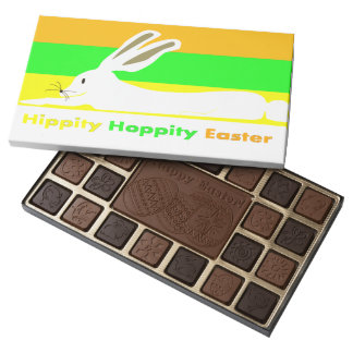 Hippity Hoppity Easter 45 Piece Box Of Chocolates