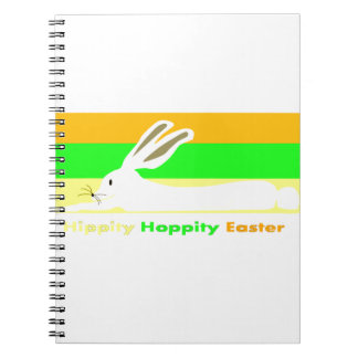 Hippity Hoppity Easter Notebook