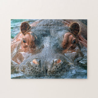 Hippo #1 jigsaw puzzle