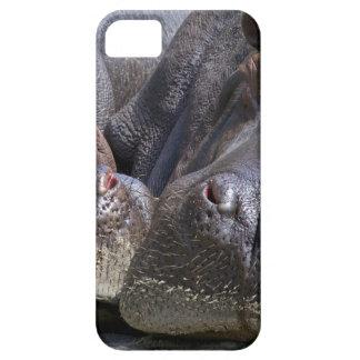 hippo-783 iPhone 5 carcasas