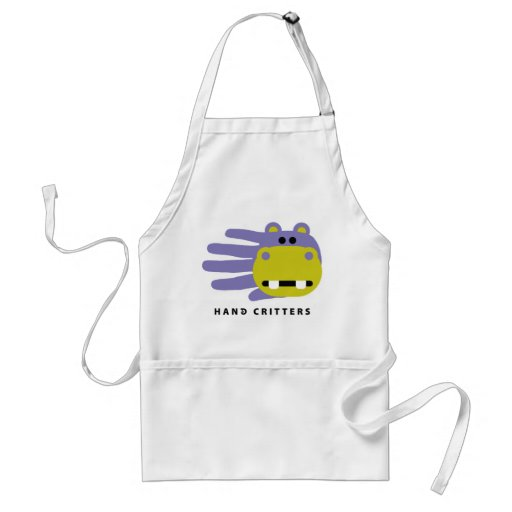 Hippo apron