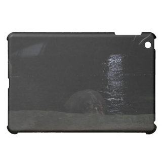 Hippo at Night iPad Mini Covers