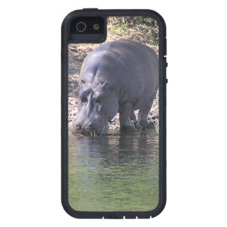 """""""HIPPO AT THE RIVER""""Case-Mate Tough Xtreme iPhone Case For iPhone SE/5/5s"""
