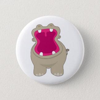 Hippo Big Mouth Button