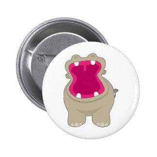 Hippo Big Mouth Button