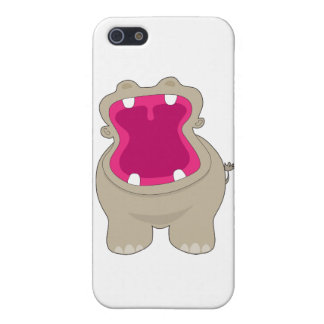 Hippo Big Mouth Covers For iPhone 5