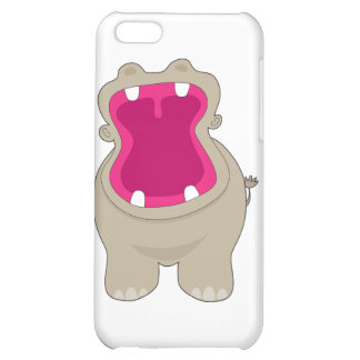 Hippo Big Mouth Case For iPhone 5C