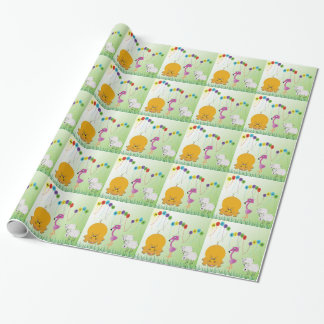 Hippo Birdy 2 Ewe Wrapping Paper