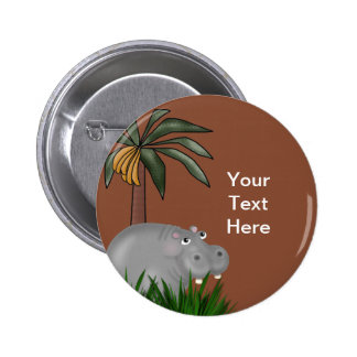 Hippo Buttons