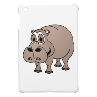 Hippo Cartoon Case For The iPad Mini