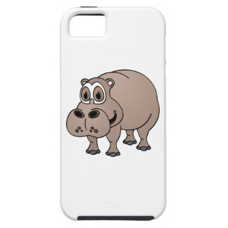 Hippo Cartoon iPhone SE/5/5s Case