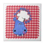 Hippo Chef Hippolicious Tiles