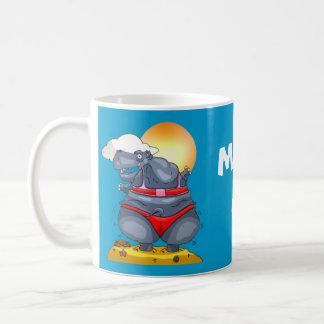 Hippo Dance Mug Full of Fun