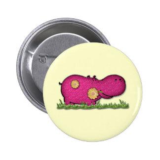 hippo fun pins