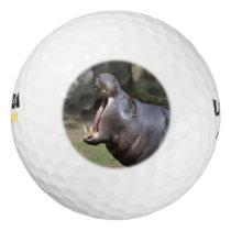 Hippo Golf Balls